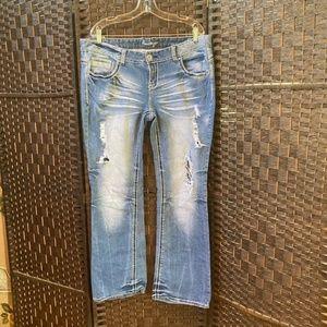 AMETHYST woman's jeans Size 16
